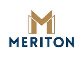 Meriton - Image: Meriton logo