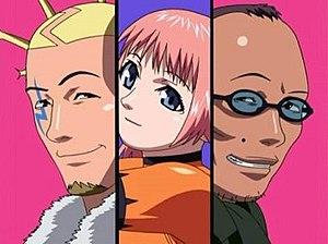 Mezzo DSA - Tomohisa Harada, Mikura Suzuki, and Kenichi Kurokawa