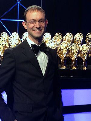 Michael Pärt - Michael Pärt at 2013 MPSE Golden Reel Awards