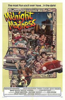 Midnight Madness full movie (1980)
