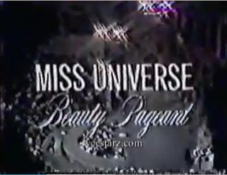 Miss Universe 1973 22nd Miss Universe pageant
