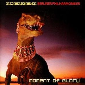 Moment of Glory - Image: Moment of Glory Scorpions