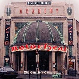 Live at Brixton Academy (Motörhead album) - Image: Motörhead Liev at the Brixton Academy (2003)