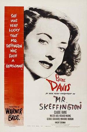 Mr. Skeffington - Original poster
