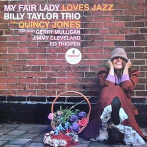 My Fair Lady Loves Jazz - Image: My Fair Lady Loves Jazz