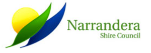 Narrandera Shire - Image: Narrandera Shire Council Logo