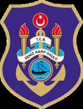 Naval Academy (Turkey) - Image: Naval Academy (Turkey) crest