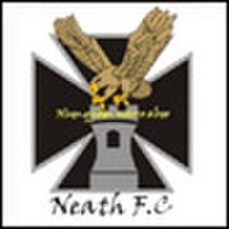 Neath F.C. - Image: Neath AFC Crest
