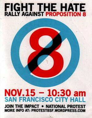 November 15, 2008 anti-Proposition 8 protests - Flyer for one of the November 15, 2008 anti-Proposition 8 protests.