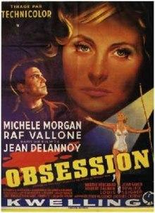 obsession 1954 film wikipedia