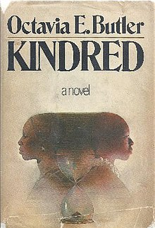Octavia E Butler First edition cover of Kindred