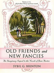 Jane Austen fan fiction - Wikipedia