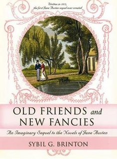 <i>Old Friends and New Fancies</i>
