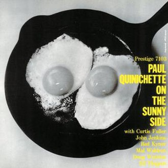 On the Sunny Side (Paul Quinichette album) - Image: On the Sunny Side (Paul Quinichette album)