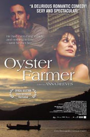 Oyster Farmer - Promotional poster