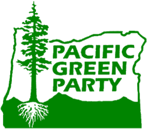 Pacific Green Party - Image: Pacific Green Logo