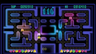 Pac-Man - Pac-Man Championship Edition (2007), commemorating the first World Championship