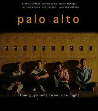 Palo Alto (2007 film) - Image: Palo Alto Film