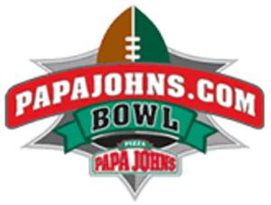 2008 PapaJohns.com Bowl - PapaJohns.com Bowl logo