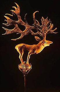 Deer in mythology