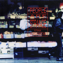 People Are Strange (album) (Front Cover).png