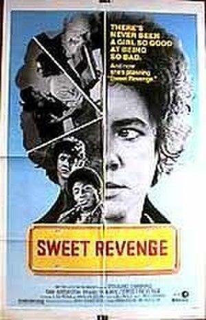 Sweet Revenge (1976 film) - Film poster