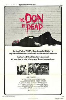 Poster of the movie The Don Is Dead.jpg