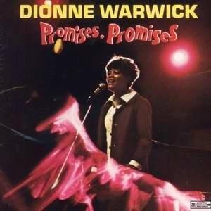 Promises, Promises (Dionne Warwick album) - Image: Promises promises dionne warwick album