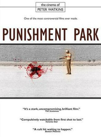 Punishment Park - DVD cover