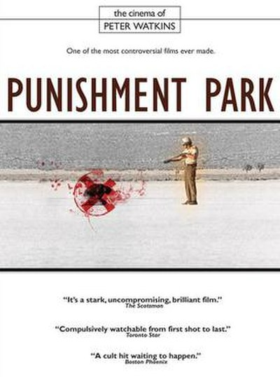Picture of a movie: Punishment Park