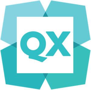 QuarkXPress - Image: Quark X Press 2017 Icon