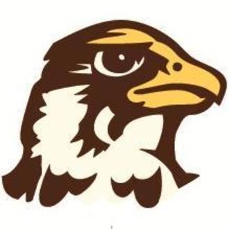 Quincy University - Quincy Hawks logo.