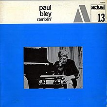 Paul Bley Ramblin