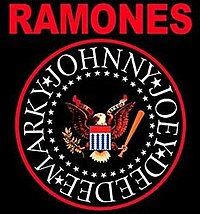 The band's logo was based on the Seal of the President of the United States.