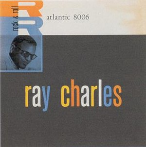 Ray Charles (album) - Image: Ray Charles Debut