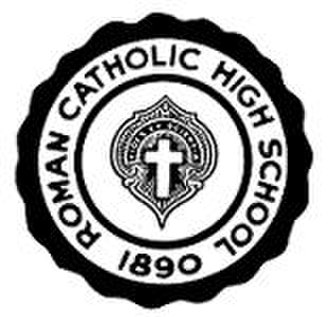 Roman Catholic High School - Image: Rchslogo