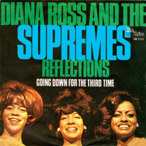 Reflections (The Supremes song) - Image: Reflections of the Supremes