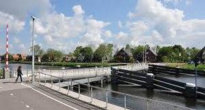 Vlotbrug - Image: Reketvlotbrug