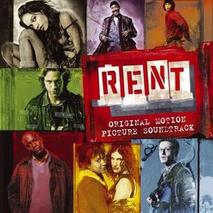 Rent (film) - Image: Rent Movie 2005