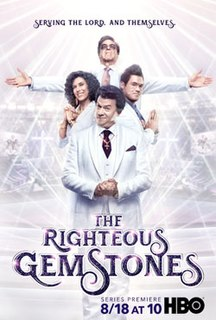 <i>The Righteous Gemstones</i> American comedy television series