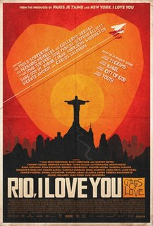 <i>Rio, I Love You</i> 2014 anthology film by 10 different directors