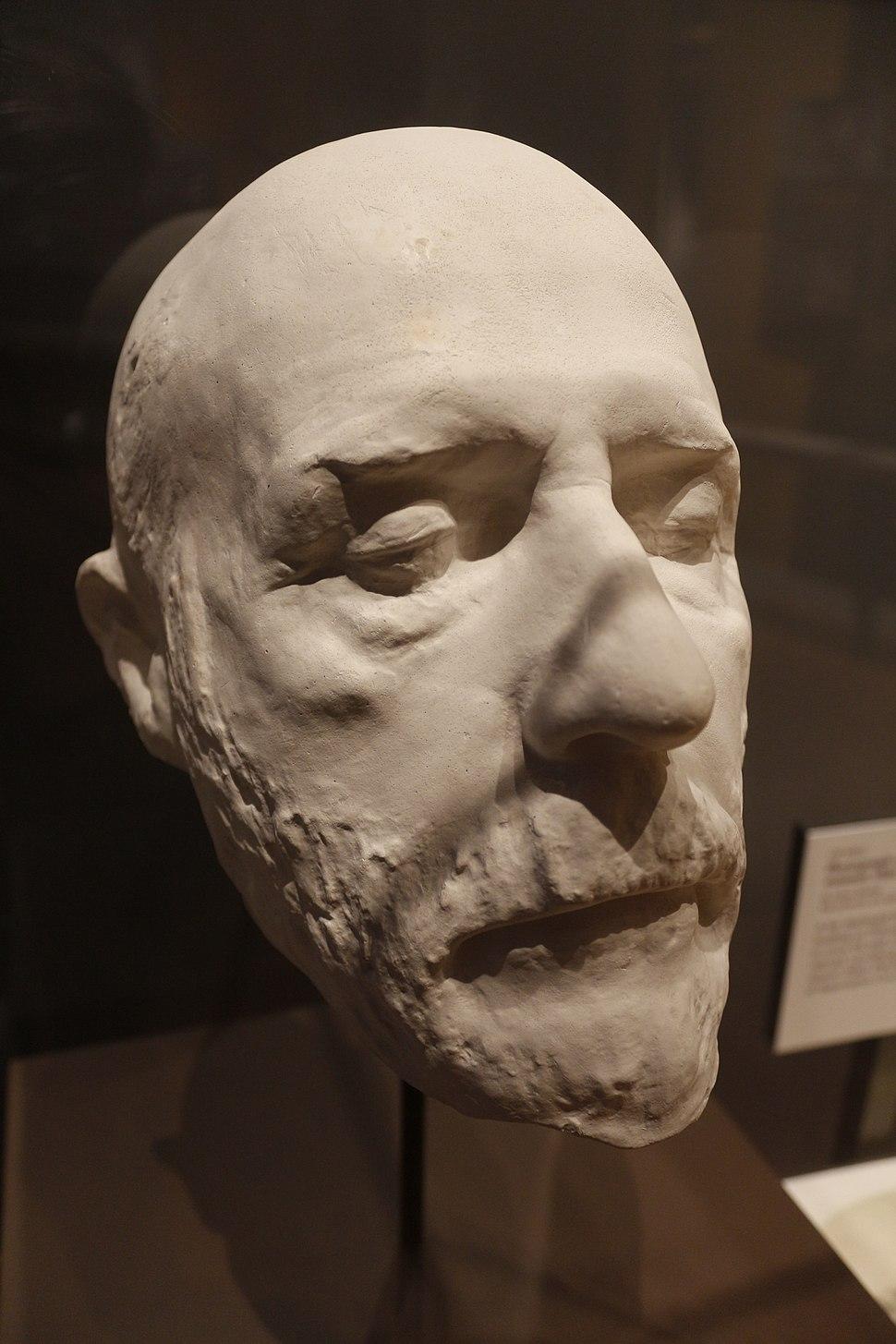 Robert E Lee deathmask