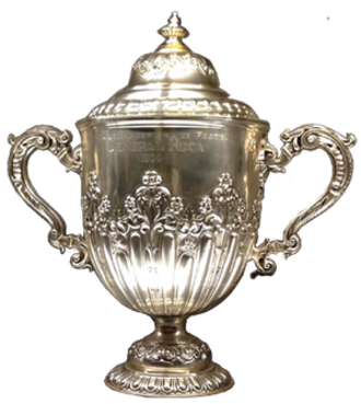 Roca Cup - The trophy awarded to champions