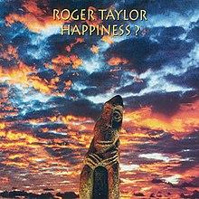 Resultado de imagen de roger taylor happiness album