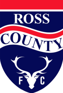 Ross County F.C. Scottish professional association football club based in Ross-shire