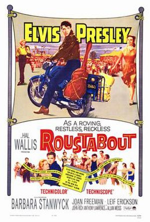 Roustabout (film) - Image: Roustabout Elvis
