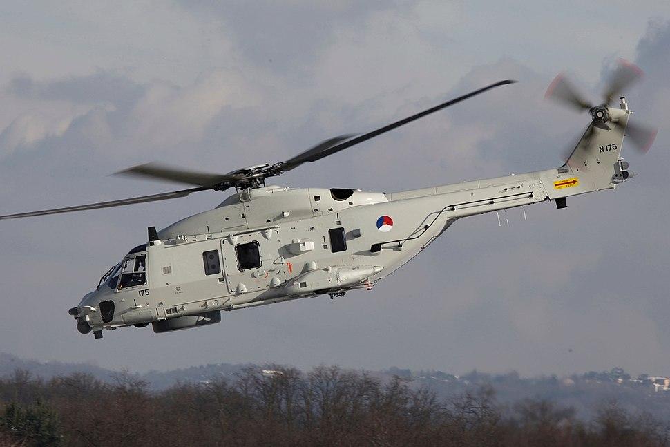 Royal Netherlands Navy NH-90 NFH