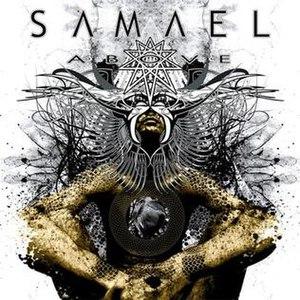 Above (Samael album) - Image: Samael Above