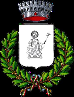 Sant'Antimo - Image: Sant'Antimo Stemma