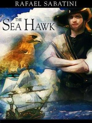 The Sea Hawk - 2007 e-book edition cover
